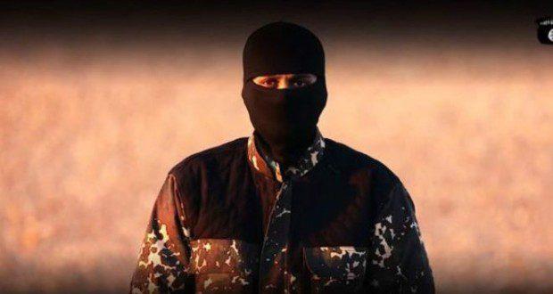 الجلاد الجديد لداعش