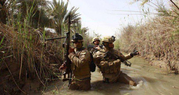 شبكة عراق الخير / افاد مصدر امني الجمعة ببدء عملية عسكرية لفتح طريق بين سدة البوعيثة والطريق الدولي شمال شرق الرمادي.