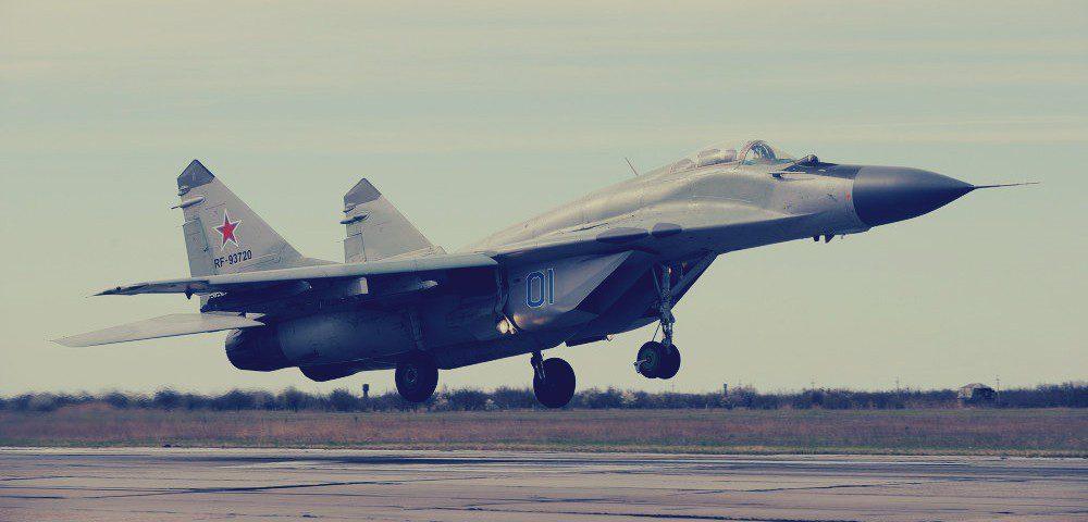 العراق يفاوض روسيا لشراء طائرات ميغ 29
