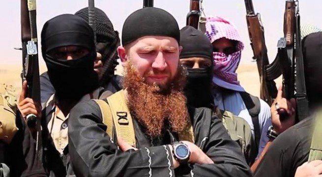 أبو عمر الشيشاني أصيب بجروح خطرة ولم يقتل