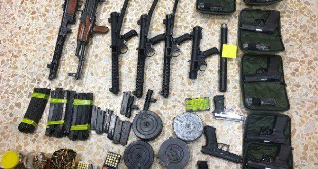 اعتقال احد أخطر التجار بالأسلحة وكواتم الصوت في بغداد