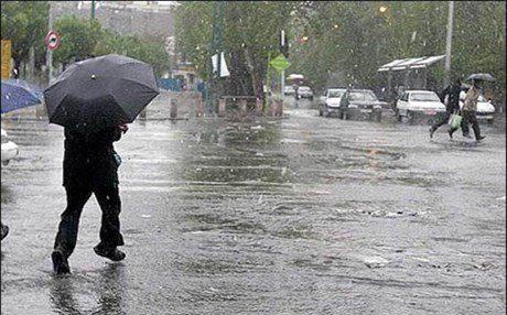 الامطار تعود الى اقليم كوردستان وتوقعات بحدوث فيضان بالسليمانية
