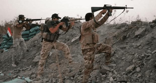العراق يعلن قطع اهم خطوط امدادات داعش مع سوريا