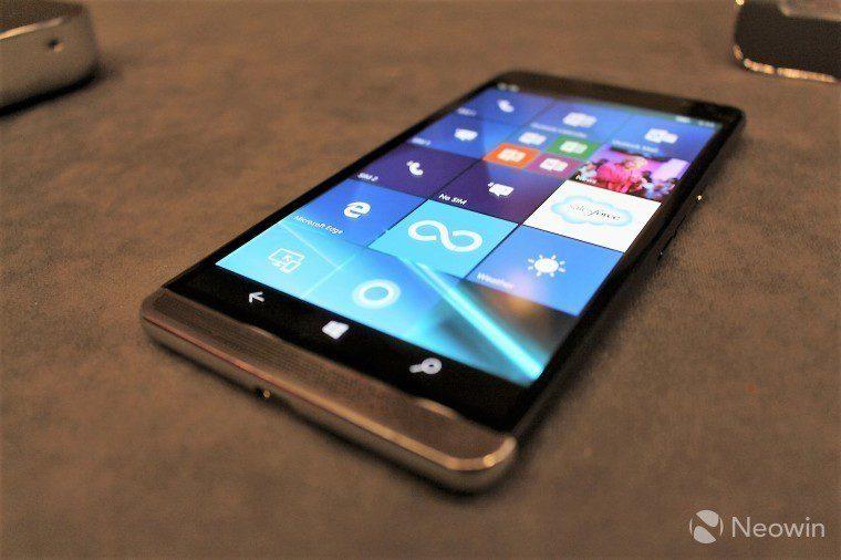 هاتف HP Elite X3 سيطرح بسعر 699 يورو