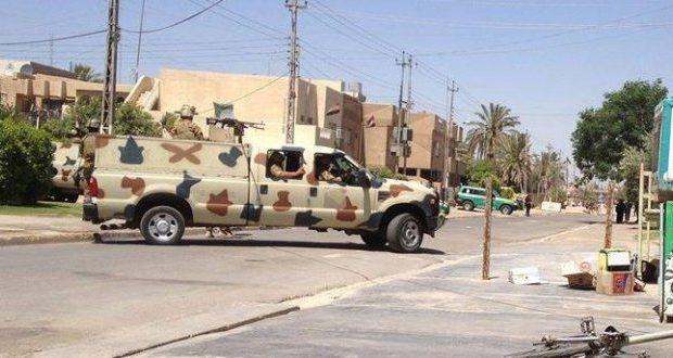 احباط محاولة تفجير في منطقة الاعظمية ببغداد
