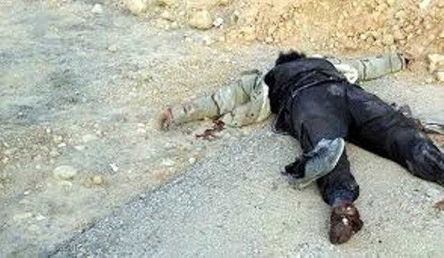 الهايس :مقتل الداعشي والقائد الميداني في جزيره الخالديه مهدي عبد الستار مشرف