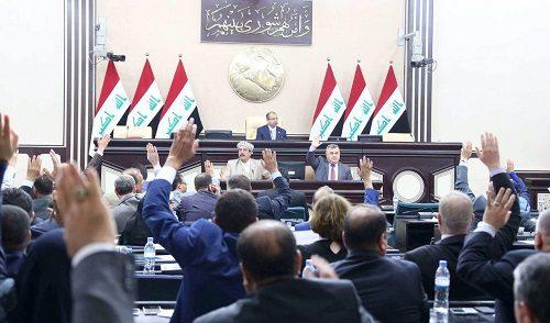 البرلمان يرفع التصويت على قانون المساءلة والعدالة