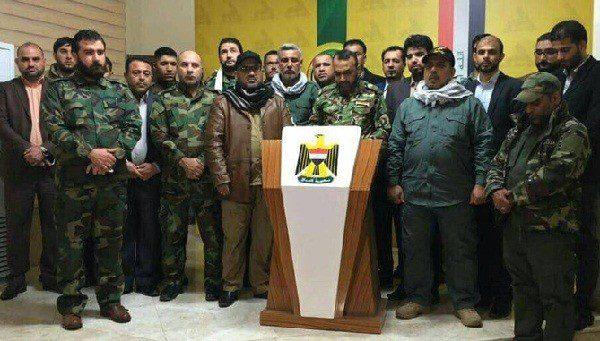 """الحشد الشعبي يكشف لـ""""عين العراق"""" تفاصيل اجتماعه في لبنان"""