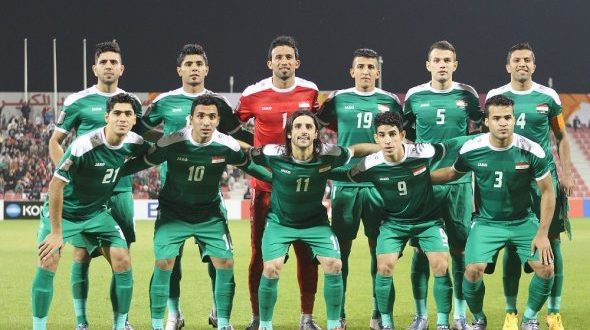 العراق والدنمارك