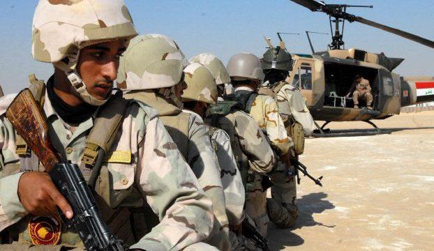 قوات الجيش تصد هجوماً لداعش بمجموعة انتحارية شمالي بغداد