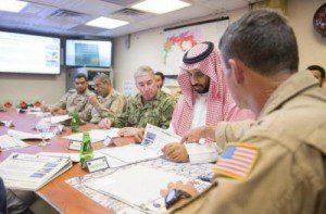 واشنطن تسحب مستشاريها العسكريين الخاصين بحرب اليمن من السعودية