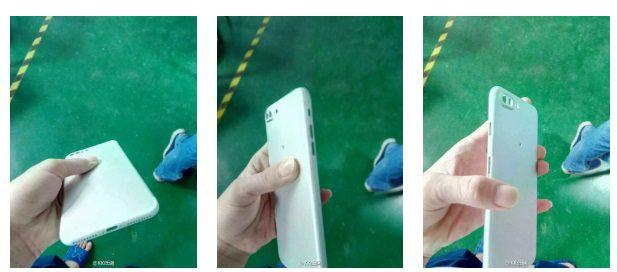 تسريب صور لهاتف ايفون 7 بلس يؤكد قدومه بكاميرتين مزدوجتين