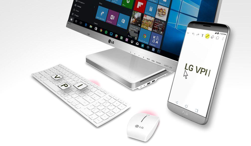 تطبيق VPInput من LG للتحكم عن بعد بهواتفها الذكية