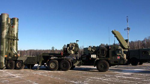 روسيا تنشر صواريخ إس 400 في القرم وأوكرانيا تعلن التأهب
