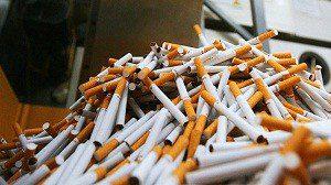 ديبلوماسيان عراقيان هربا 600 ألف سيجارة لفرنسا