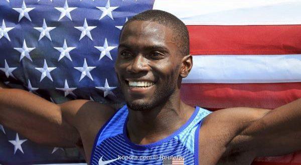 كليمينت يحرز ذهبية سباق 400 متر حواجز
