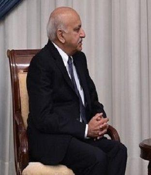 """""""مبشر جاويد اكبر"""" وزير الخارجية الهندي يزور بغداد اليوم"""