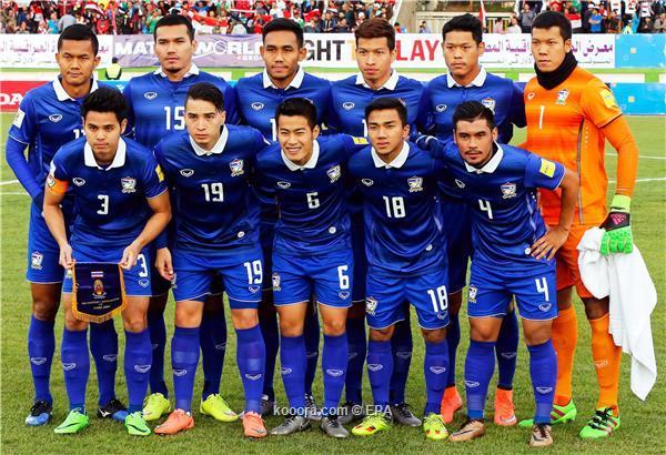 تايلاند تخسر أمام قطر بثلاثية نظيفة استعدادا للسعودية