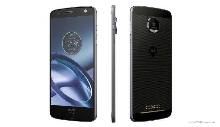 إتاحة الطلب المسبق على هاتف Moto Z على أمازون بريطانيا