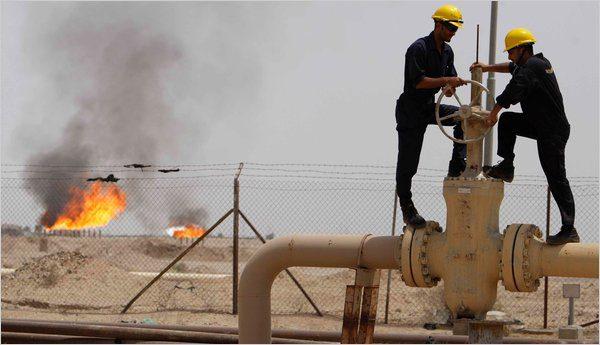 وزارة النفط : تعلن ارتفاع معدل صادرات تموز الماضي
