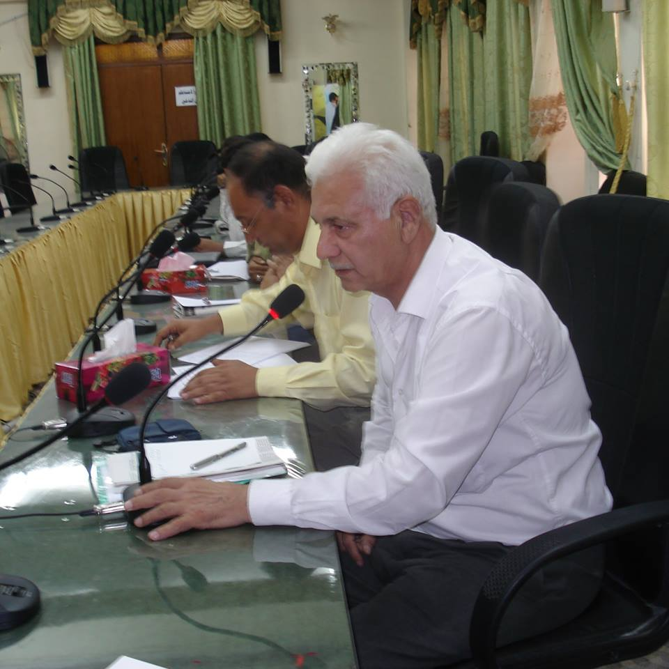 تداعيات اقالة وزير الدفاع العبيدي
