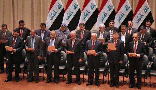 الحكم في العراق