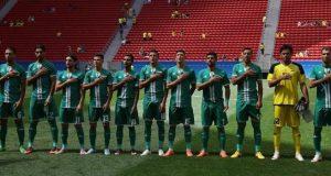 يغادر البطولة بتعادل مع جنوب افريقيا