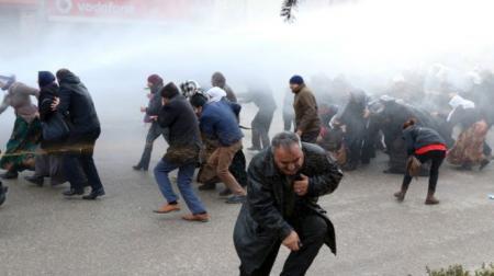 شهداء وجرحى بتفجير قرب حسينية وسط كركوك