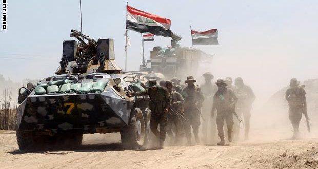 تحرير قريتي عجبه وزهيليلة جنوب الموصل ورفع العلم العراقي فوقهما