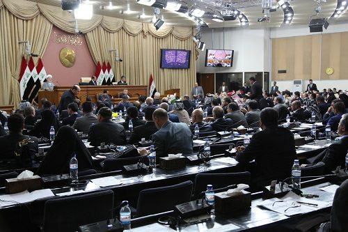 البرلمان العراقي يرفع جلسته إلى السبت المقبل