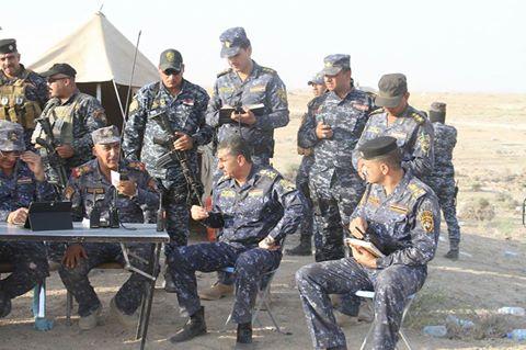 القبض على مسؤول مفارز الصواريخ لداعش بالرطبة غربي الانبار