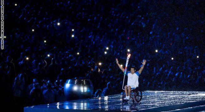 افتتاح الألعاب البارالمبية بريو وسط صافرات استهجان