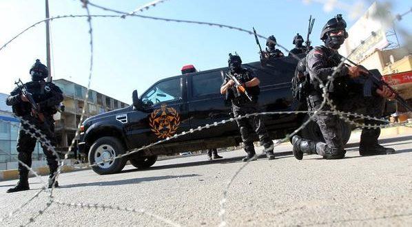 """أمنية بغداد تكشف تفاصيل عن اقتحام """"مكتب إجرام الحسينية"""""""
