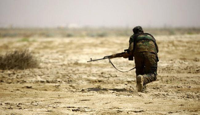 تحرير جزيرة البغدادي بالكامل