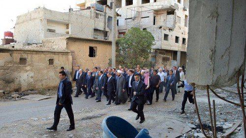 الرئيس السوري بشار الأسد: سنحرر كل المناطق من الإرهابيين