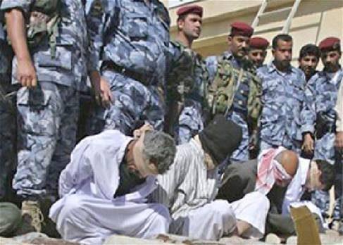 شرطة كربلاء تعتقل 12 متهماً بجرائم جنائية