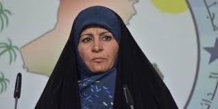 عواطف نعمة: تنتقد دعوة الصدر للإضراب: لا يمكن تعطيل عمل الدولة