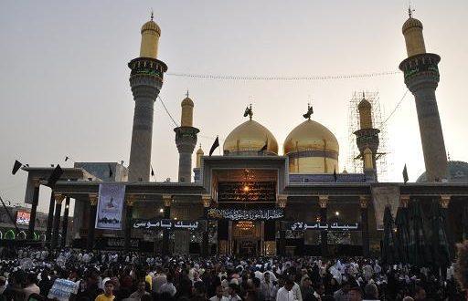 مليوني زائر احيوا ذكرى استشهاد الامام الجواد (ع)