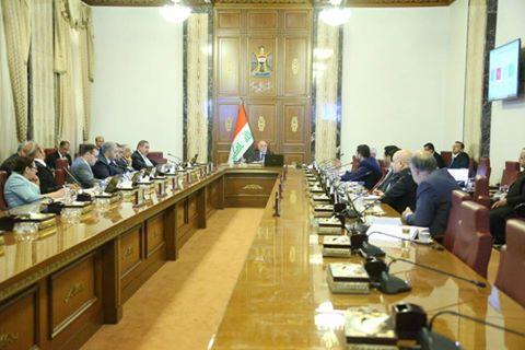 شبكة عراق الخير : تنشر مقررات جلسة مجلس الوزراء برئاسة العبادي