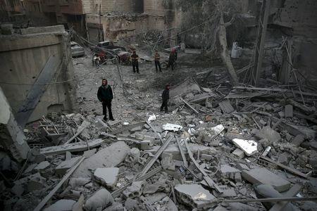 وقف إطلاق النار بسوريا