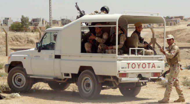 اشتباكات مسلحة بين الاسايش وعناصر من داعش
