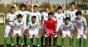 منتخب شباب العراق يواجه نظيره الاماراتي غدا