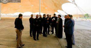 العتبة العلوية تعلن جاهزية مدنها لاستقبال الملايين من زائري اربعين الحسين