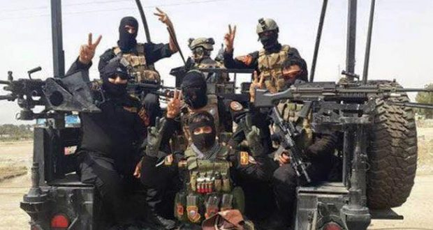 قوات مكافحة الإرهاب