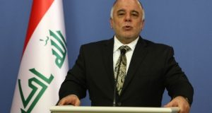 العبادي يشبّه سياسة تركيا بنظام صدام حسين