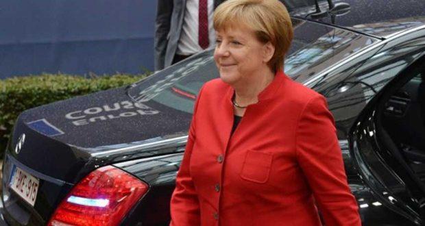 ميركل تعلن ترشحها مستشارة لألمانيا لولاية رابعة