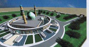 إنجاز نسب متقدمة في مشروع مرقد السيد الشهيد محمد باقر الصدر