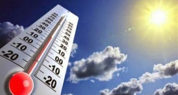 الحرارة الطقس