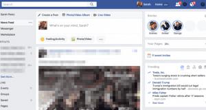 facebook stories desktop