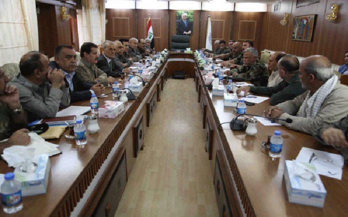 العراقية'البيشمركهزمار